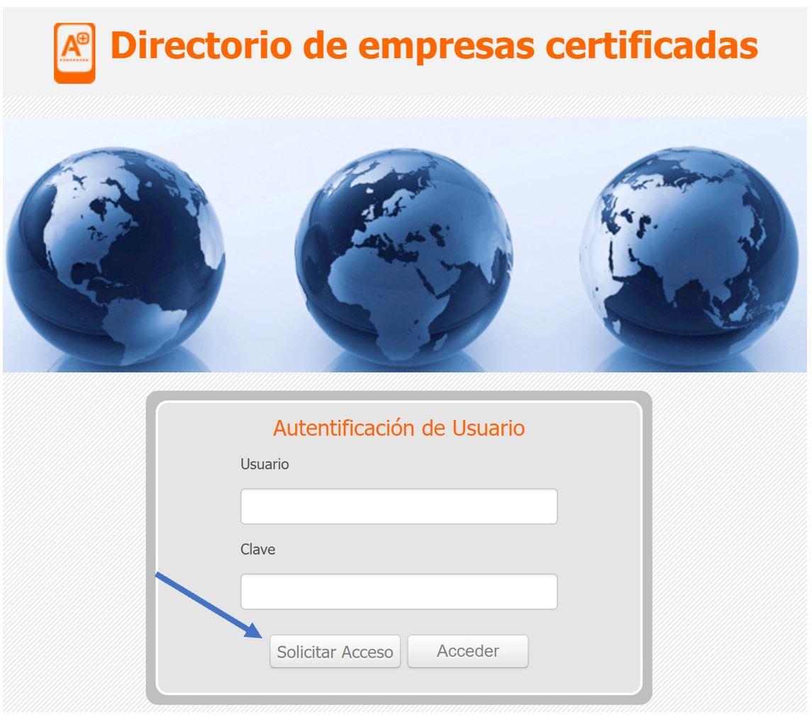 buscador interno Applus consulta certificados